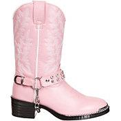 "Durango Kids' Pink Bling 8"" Western Boots"