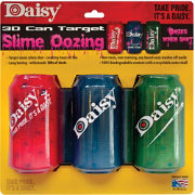 Daisy Oozing 3D Can Targets