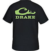 Drake Waterfowl Men's Duck Head Logo T-Shirt