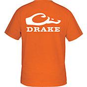 Drake Waterfowl Men's Duck Head Logo T-Shirt