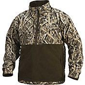 Drake Waterfowl Men's MST Eqwader Quarter Zip Jacket