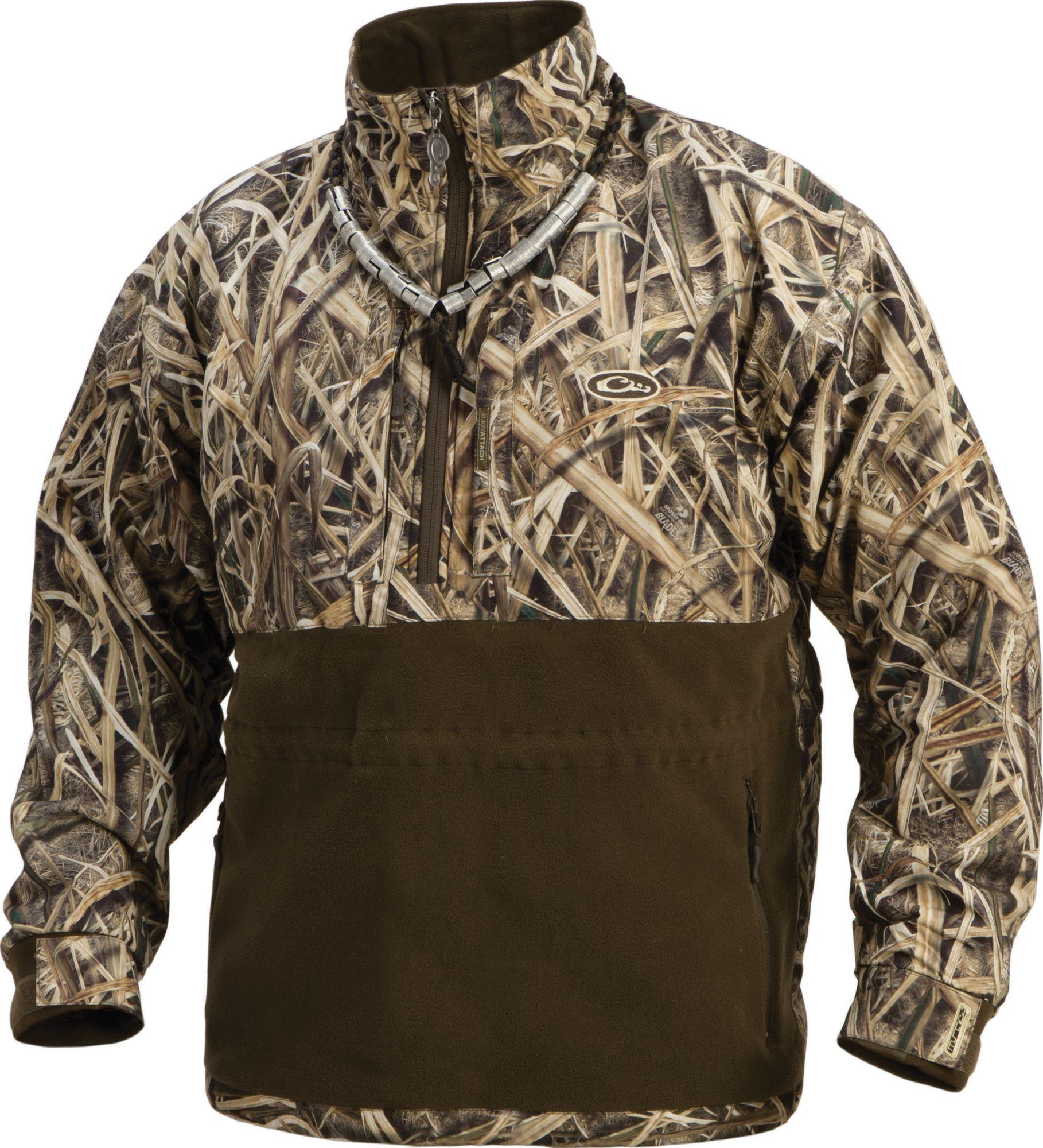 Drake Waterfowl Men's MST Eqwader Quarter Zip Jacket. 0:00. 0:00 / 0:00.  noImageFound ???