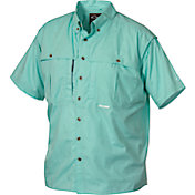 Drake Waterfowl Men's Wingshooter's Short Sleeve Shirt