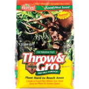 Evolved Harvest Throw & Gro No-Till Food Plot Seed