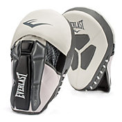 Everlast Prime Leather Punching Mitts