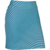 EP Pro Optical Wave Print Skort