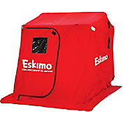 Eskimo QuickFlip 2 Person Ice Fishing Shelter