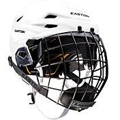 Easton E600 Senior Ice Hockey Helmet Combo
