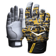 EvoShield Adult ProStyle Protective Camo Batting Gloves