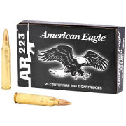 Federal American Eagle Rifle Ammo – 20 Rounds