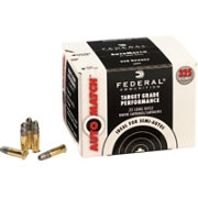 Federal AutoMatch .22LR Champion Rifle Ammo – 325 Rounds
