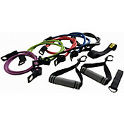Fitness Gear Adjustable Resistance Tube Kit – Level 3