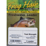 Frog Hair Tapered Leader