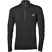 First Lite Men's Chama Quarter Zip Long Sleeve Shirt