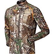 Field & Stream Men's C3 Mock Neck Base Layer Shirt