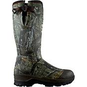 Field & Stream Men's Swamptracker Mossy Oak Country Waterproof 400g Rubber Hunting Boots
