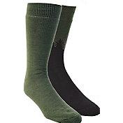 Field & Stream Light Heat Treeline Crew Socks 2 Pack