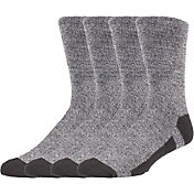 Field & Stream Long Trail Hiking Socks - 4-Pack