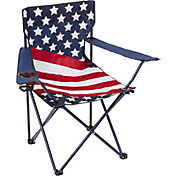 Field & Stream Stars and Stripes Camp Chair