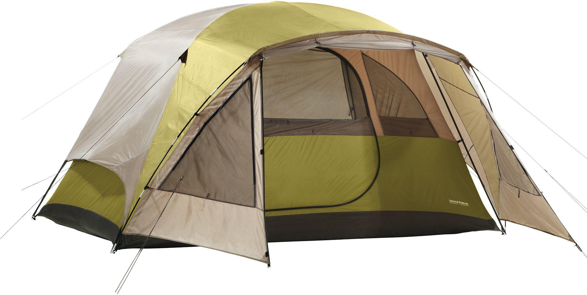 noImageFound ???  sc 1 st  DICKu0027S Sporting Goods & Field u0026 Stream Wilderness Lodge 6 Person Tent | DICKu0027S Sporting Goods