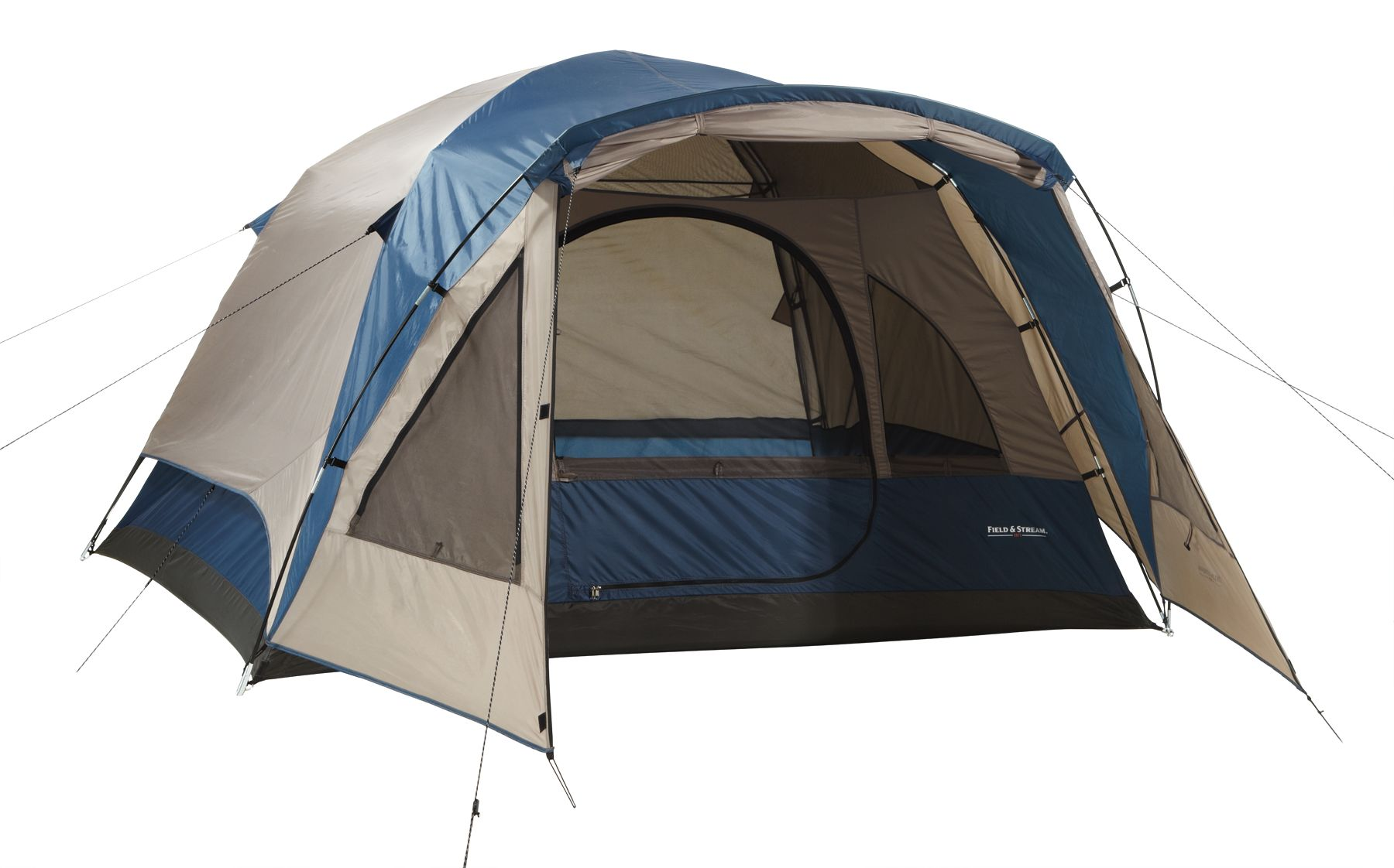 Product Image Field u0026 Stream Wilderness Lodge 4 Person Tent  sc 1 st  DICKu0027S Sporting Goods : 4 person dome tent with porch - memphite.com