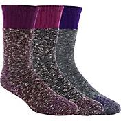 Field & Stream Women's Boot Socks 3 Pack