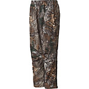 Field & Stream Women's Lined Camo Rain Pants