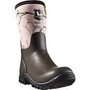 Field & Stream Kids' Swamptracker Waterproof Rubber Hunting Boots