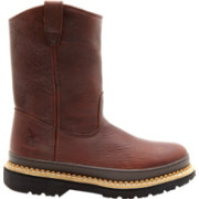 Georgia Boot Men's Giant Pull-On 9'' Wellington Work Boots