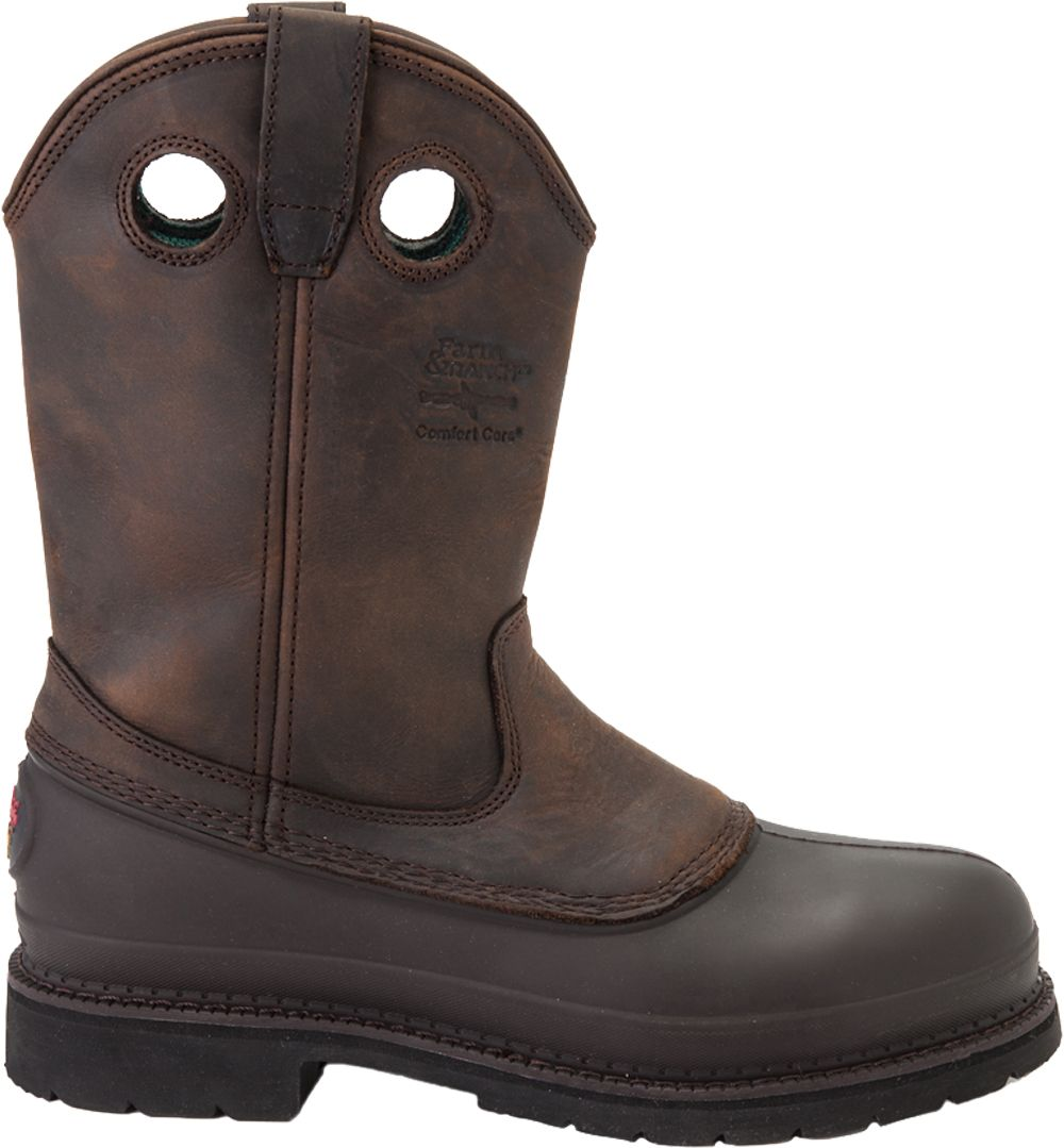 Georgia Boot Men's Mud Dog 11
