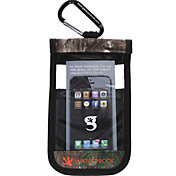 geckobrands Waterproof iPhone/Small Phone Dry Case