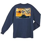 Guy Harvey Men's Cruisin' Long Sleeve Shirt