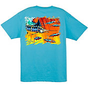 Guy Harvey Men's Hydro T-Shirt