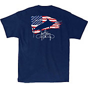 Guy Harvey Men's Patriot T-Shirt