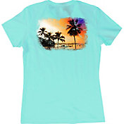 Guy Harvey Women's Sundowner T-Shirt