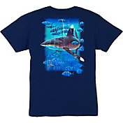 Guy Harvey Boy's Sharky T-Shirt