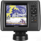 Garmin echoMAP 53dv GPS Fish Finder Combo