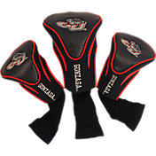 Team Golf Gonzaga Bulldogs Contour Headcovers – 3-Pack