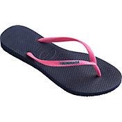 Havaianas Women's Slim Logo Popup Flip Flops