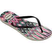Havaianas Women's Slim Tribal Flip Flops