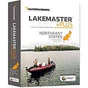 Humminbird Lakemaster Northeast States PLUS Map Card
