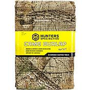 Hunters Specialties Camo Burlap Blind