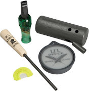 Hunters Specialties H.S. Strut Super Strut Turkey Call Combo