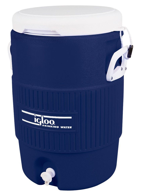 igloo 5 gallon seat top cooler - 5 Gallon Water Cooler