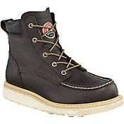 "Irish Setter Men's 6"" Aluminum Toe Work Boots"
