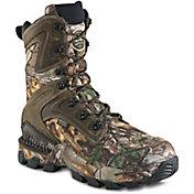 Irish Setter Men's Deer Tracker 10'' Realtree Xtra 400g Waterproof Field Hunting Boots