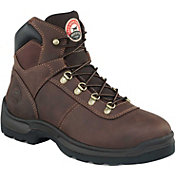 "Irish Setter Men's Ely 6"" Waterproof Steel Toe Work Boots"