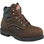 "Irish Setter Men's Ramsey 6"" Waterproof Work Boots"