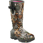Irish Setter Women's Rutmaster 2.0 1200g Realtree Xtra Waterproof Field Hunting Boots