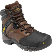 KEEN Men's Louisville 6'' Waterproof Steel Toe Work Boots